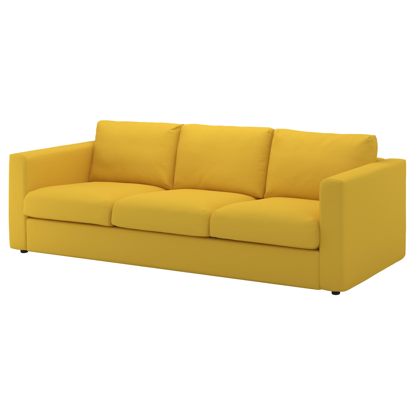 Ikea yellow sofa vimle 3 seat sofa with chaise longue for Chaise urban ikea