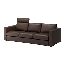 Leather Coated Fabric Sofas Ikea