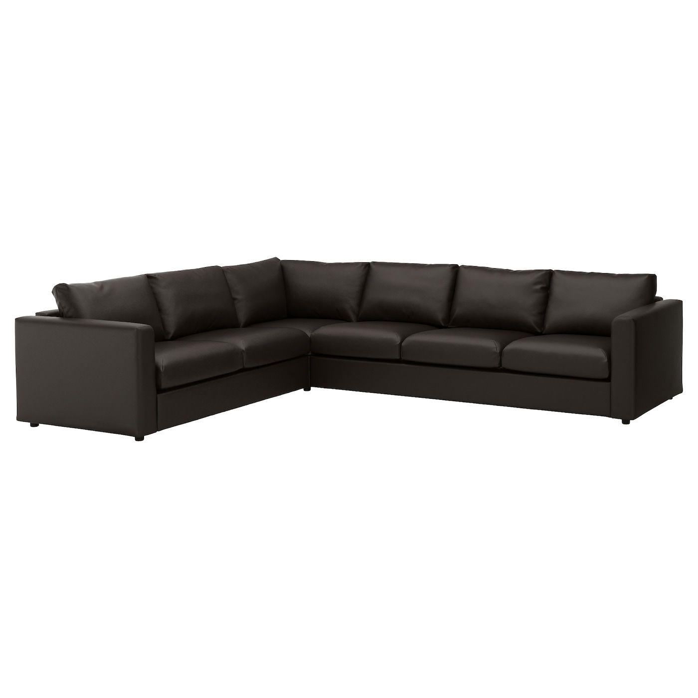leather & coated fabric sofas | ikea
