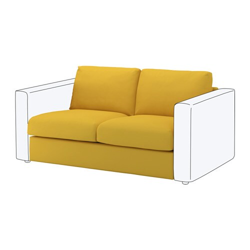 IKEA VIMLE cover for 2-seat section