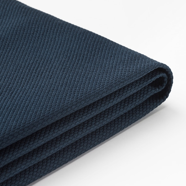 VIMLE Cover for 2-seat section, Gräsbo black-blue