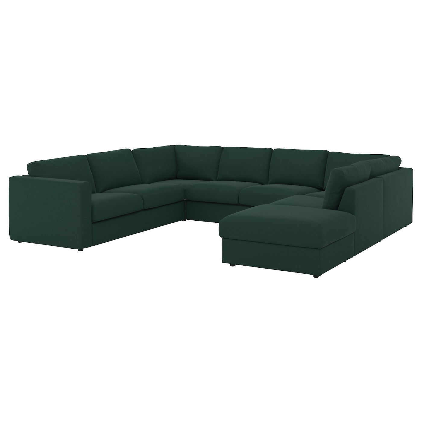 Ikea Vimle U Shaped Sofa 6 Seat 10 Year Guarantee Read About The