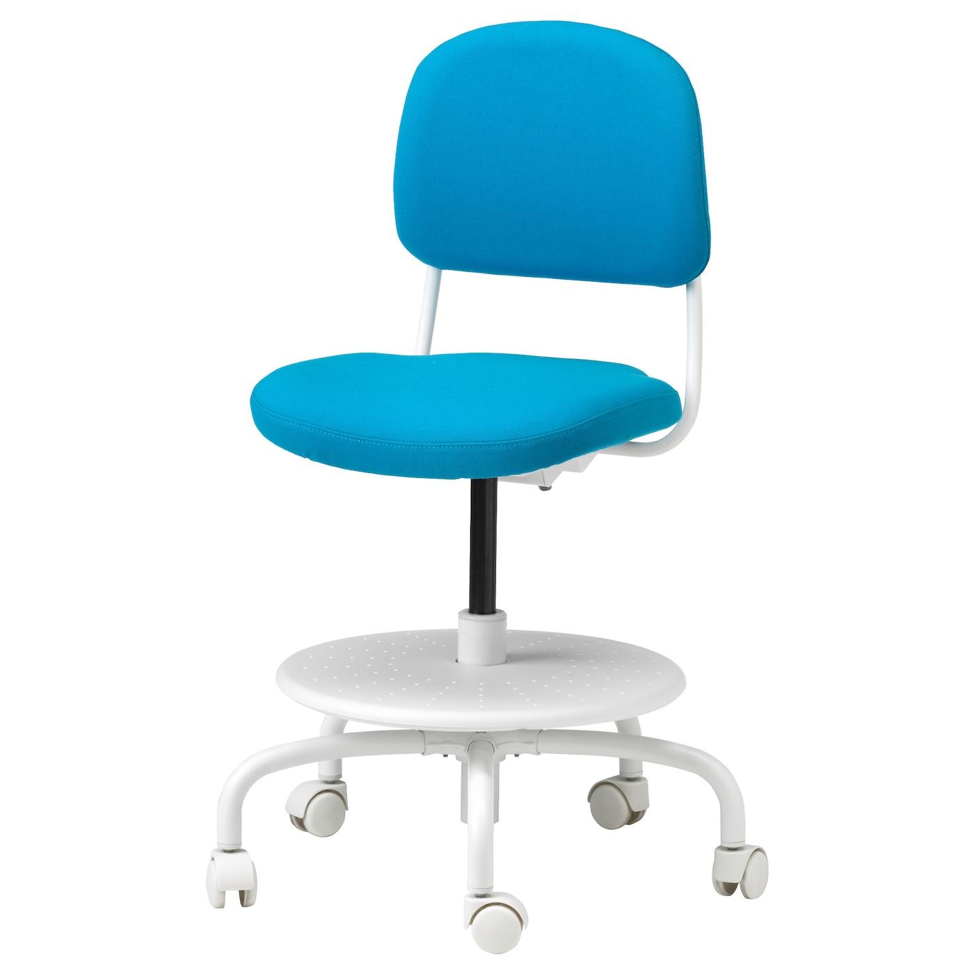 Teal office chair - Ikea Vimund Children S Desk Chair