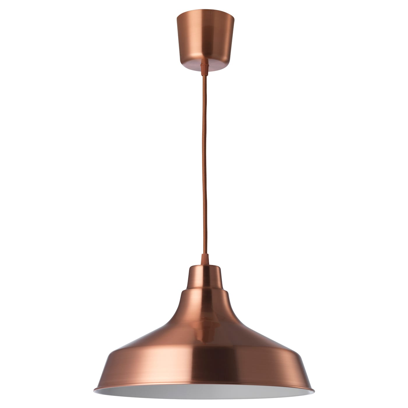 Vindkre pendant lamp copper colour 36 cm ikea ikea vindkre pendant lamp mozeypictures Image collections