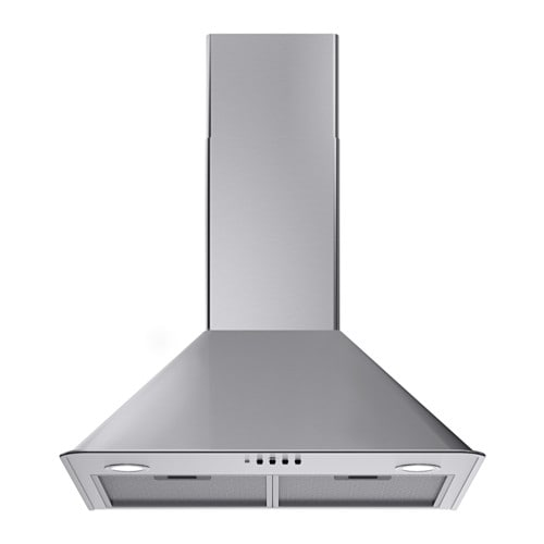 Cooker hoods kitchen extractor fans ikea - Filtre hotte ikea ...