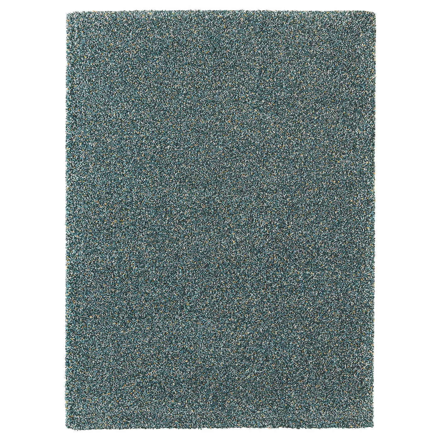 VINDUM Rug, High Pile Blue-green 200 X 270 Cm