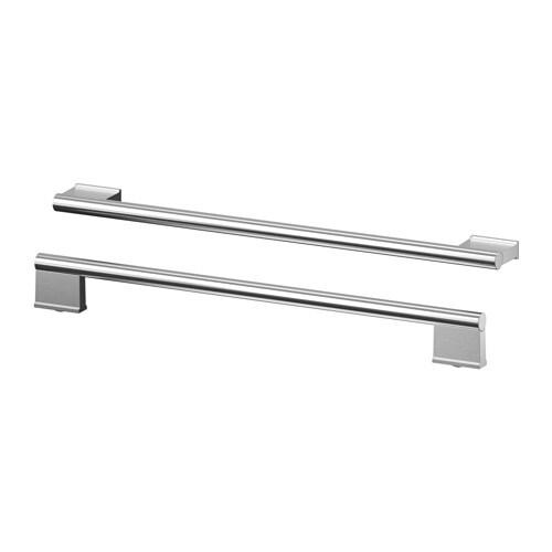 VINNA Handle Stainless steel 357 mm - IKEA on zürich,
