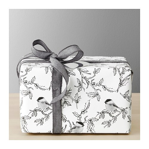 IKEA VINTER 2016 gift wrap roll