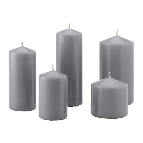 Image result for grey candle