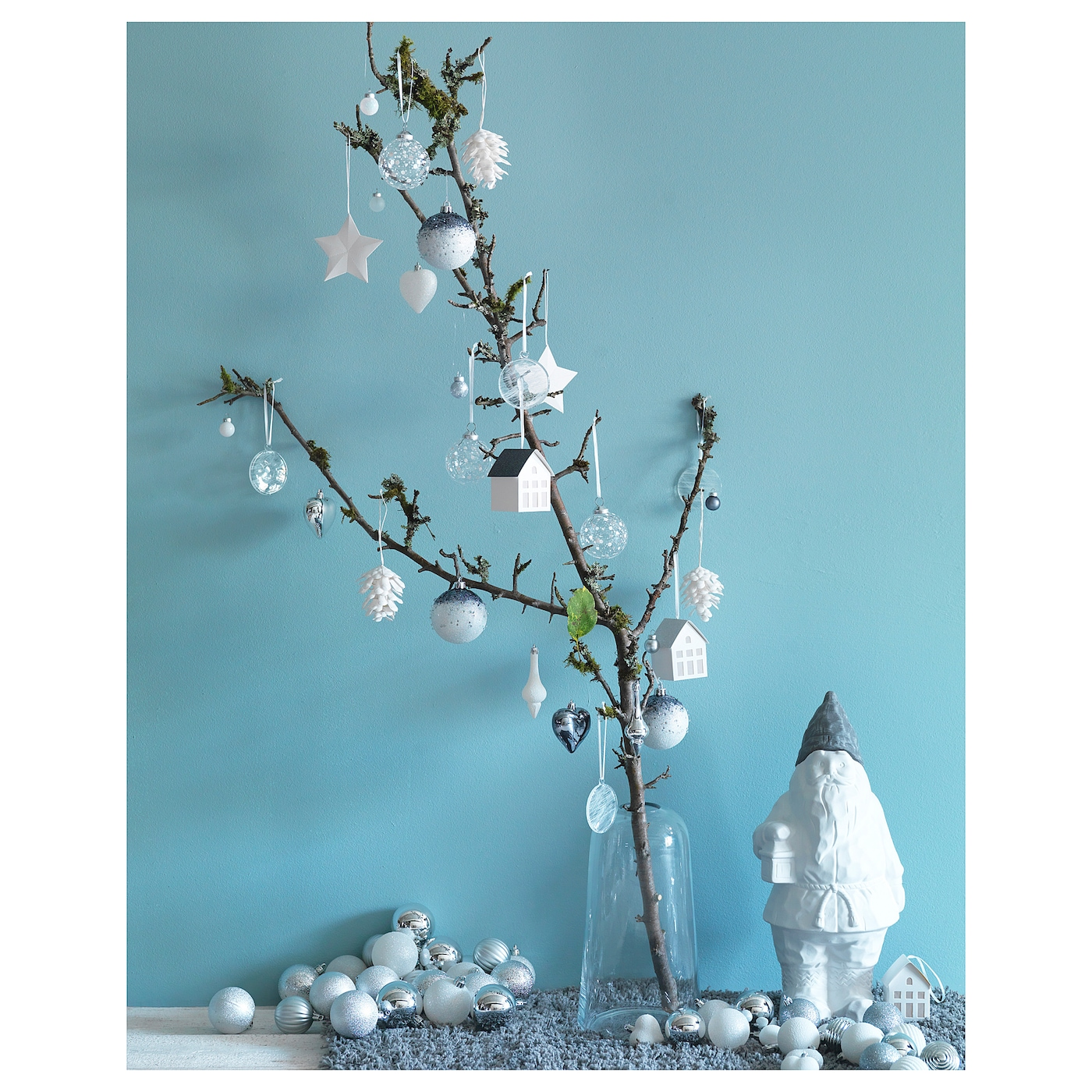IKEA VINTER 2017 decoration Perfect for creating the ambiance of the holidays in your home.