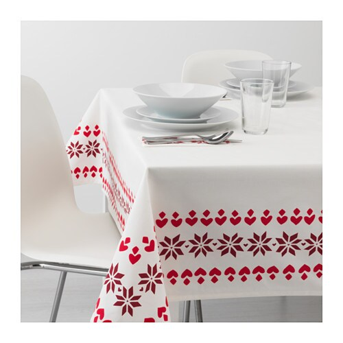 Great IKEA VINTER 2017 Tablecloth