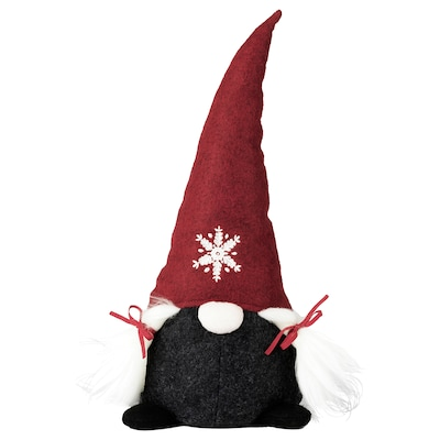 VINTER 2020 Decoration, Santa Claus red, 35 cm