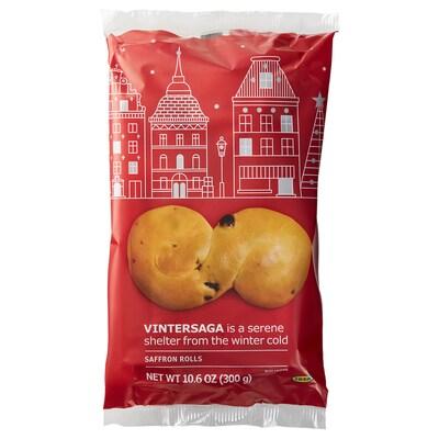 VINTERSAGA Saffron roll, frozen