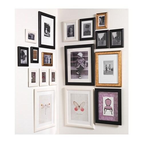 virserum frame gold colour 30x40 cm ikea. Black Bedroom Furniture Sets. Home Design Ideas