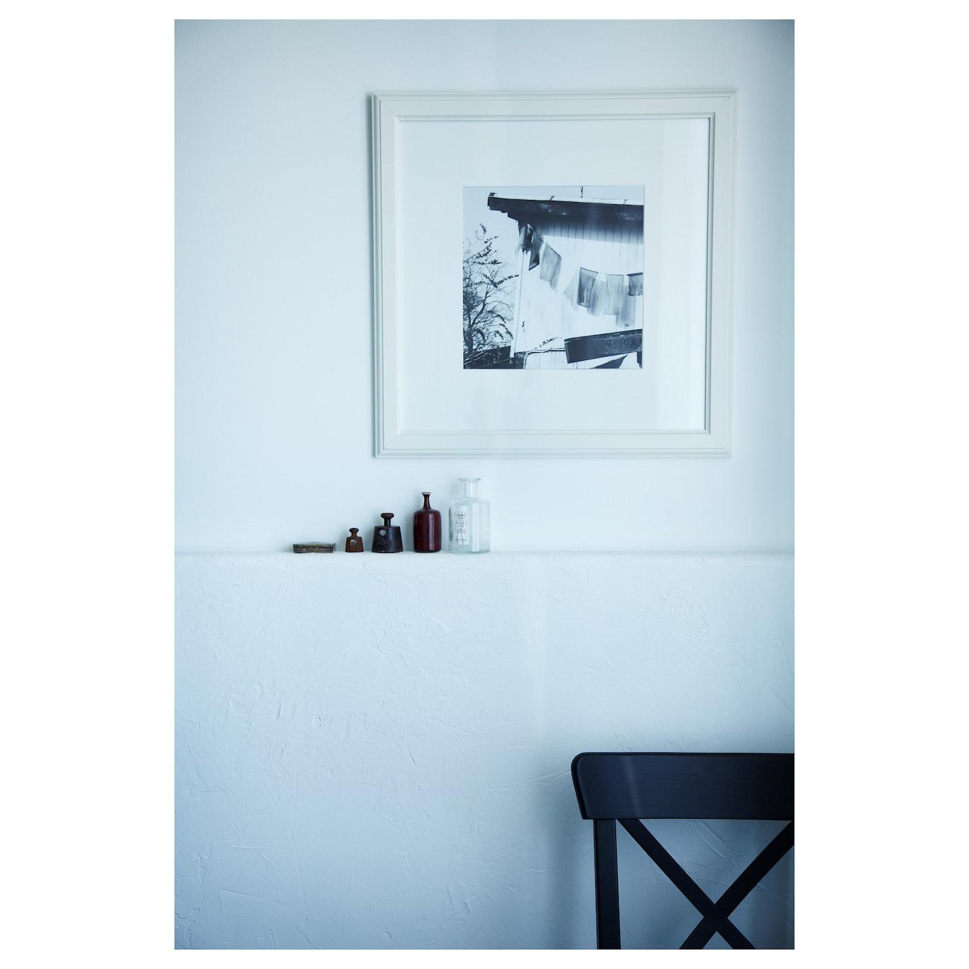 VIRSERUM Frame White 50 x 50 cm - IKEA