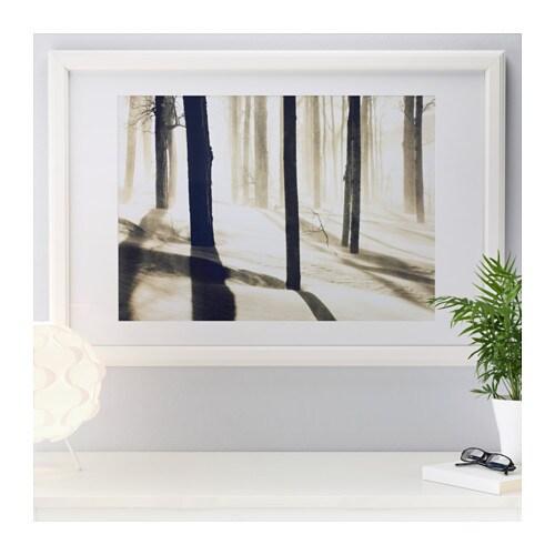 VIRSERUM Frame White 61x91 cm - IKEA