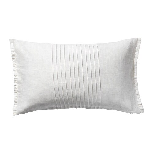 Vitfj ril cushion cover ikea - Coussin chaise ikea ...