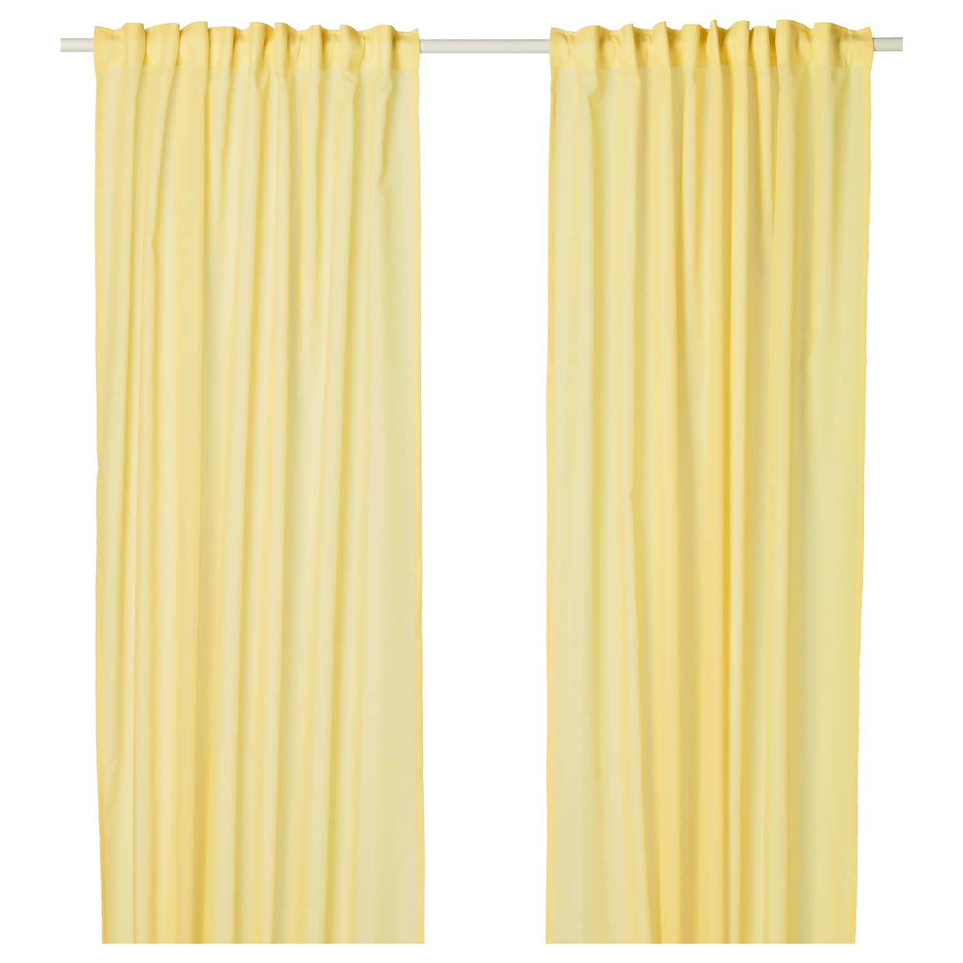 Curtains | Ready Made Curtains | IKEA for Yellow Curtains Png  131fsj