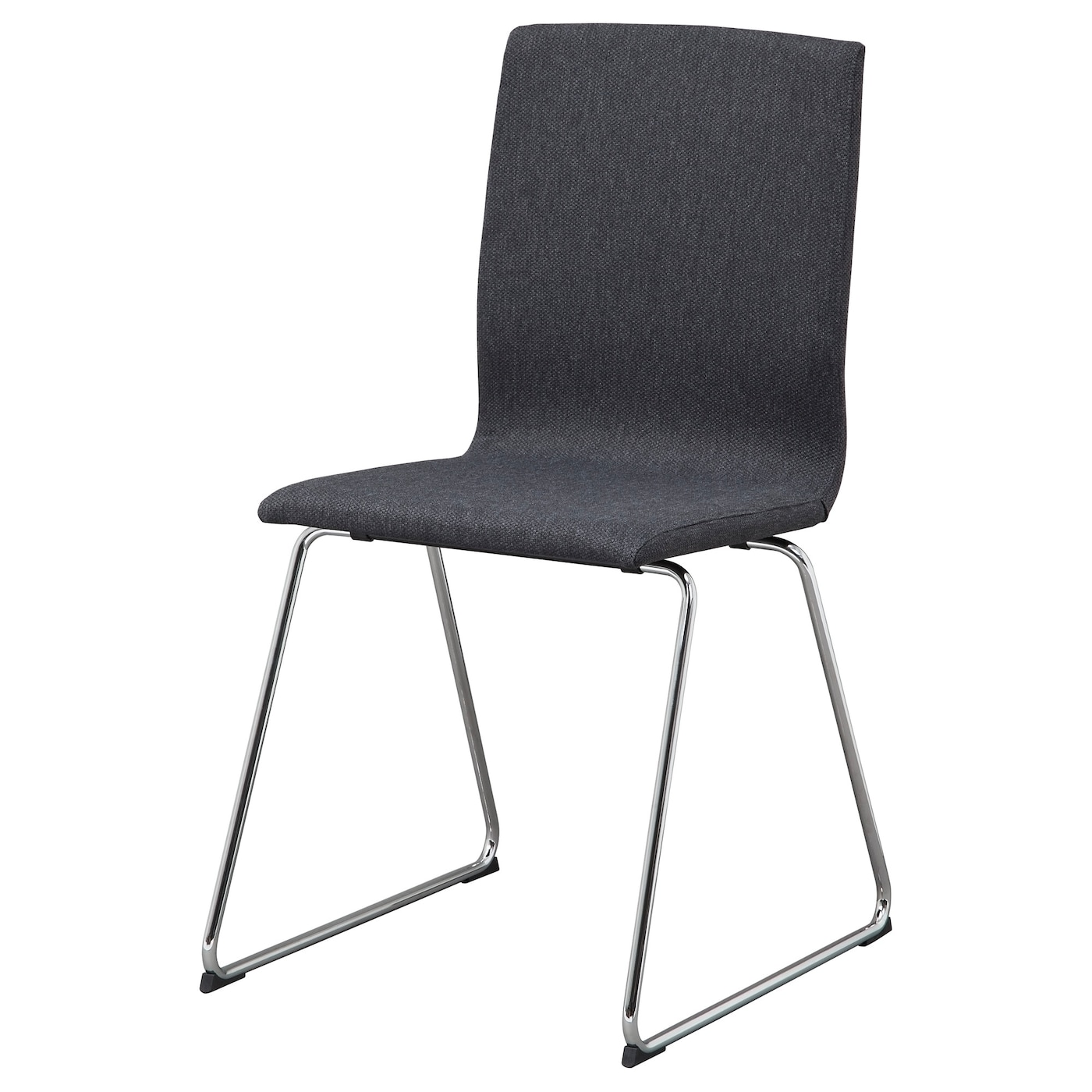 IKEA VOLFGANG chair You sit comfortably thanks to the restful flexibility of the seat.