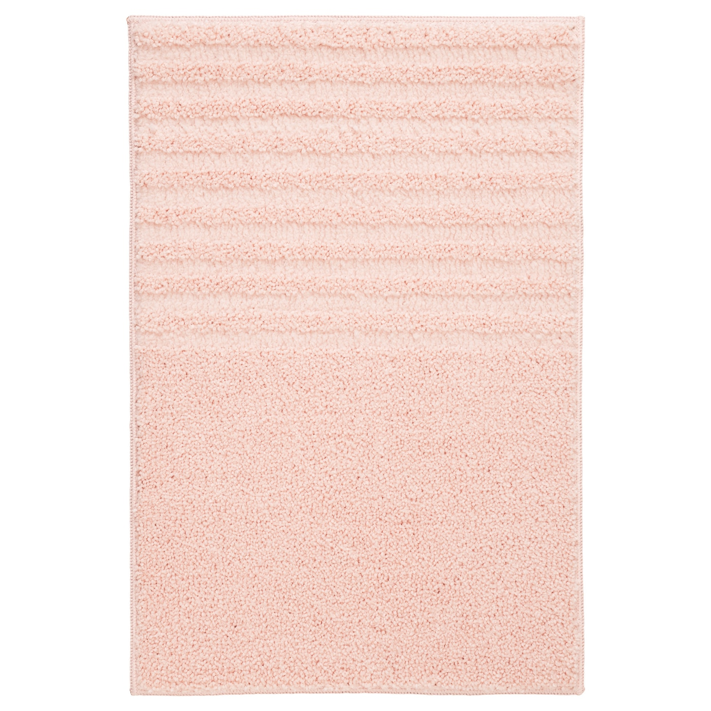 IKEA VOXSJÖN bath mat Ultra soft, absorbent and quick to dry since it's made of microfibre.