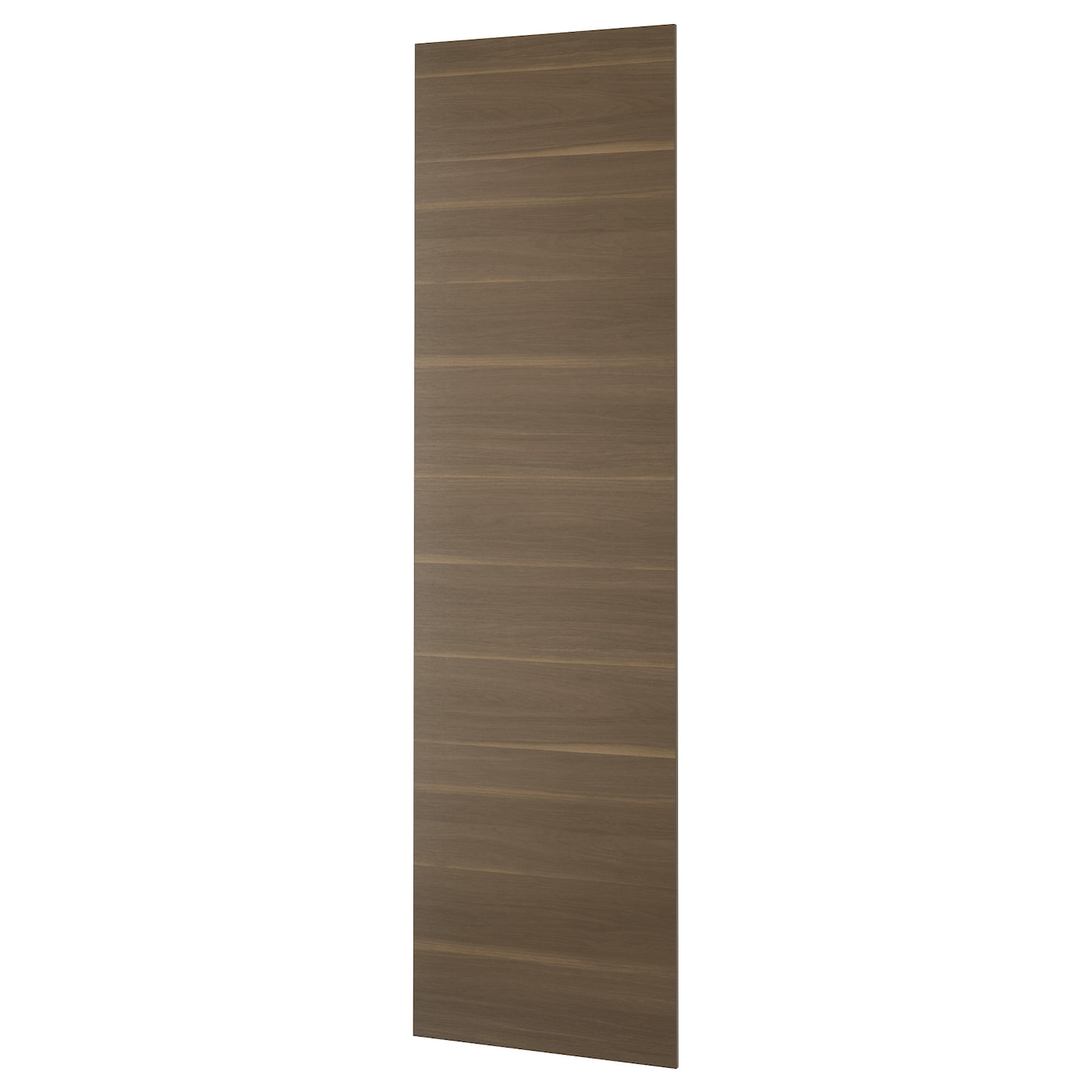 Walnut Mixed Material Ikea Kitchen: VOXTORP Cover Panel Walnut Effect 62x220 Cm