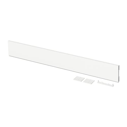 IKEA VOXTORP plinth 25 year guarantee. Read about the terms in the guarantee brochure.