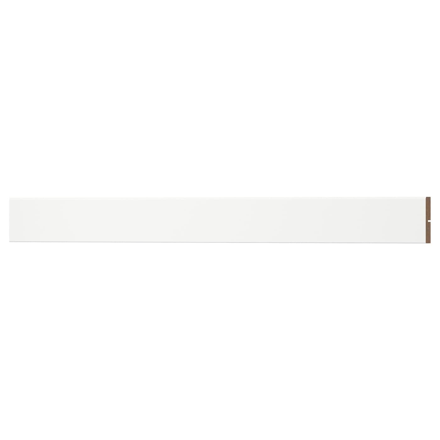 IKEA VOXTORP rounded deco strip/moulding Can be cut to desired length.