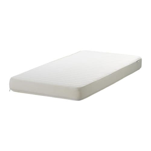 vyssa sk nt mattress for junior bed ikea