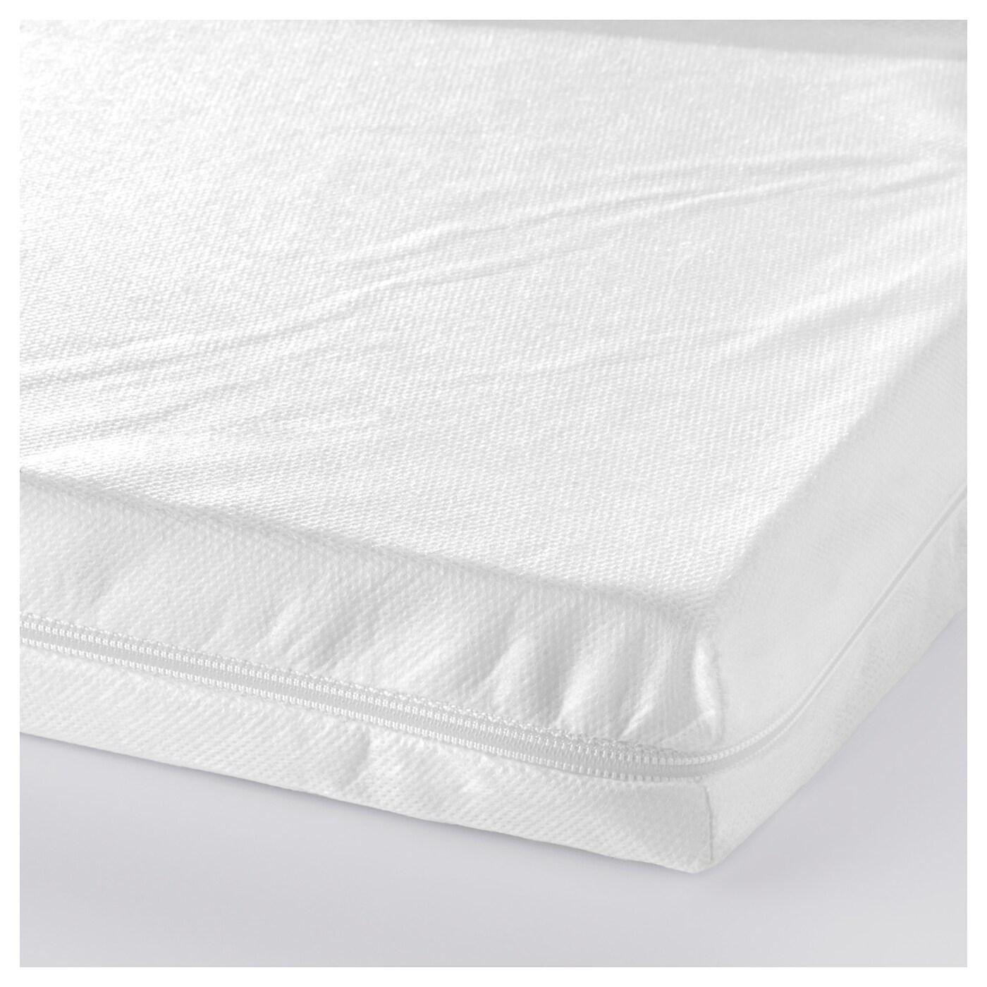 vyssa slappna mattress for cot white 60x120 cm ikea. Black Bedroom Furniture Sets. Home Design Ideas