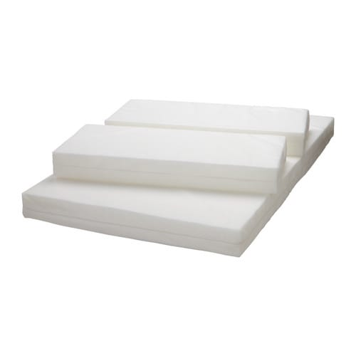 vyssa slappna mattress for extendable bed white 80x200 cm ikea. Black Bedroom Furniture Sets. Home Design Ideas