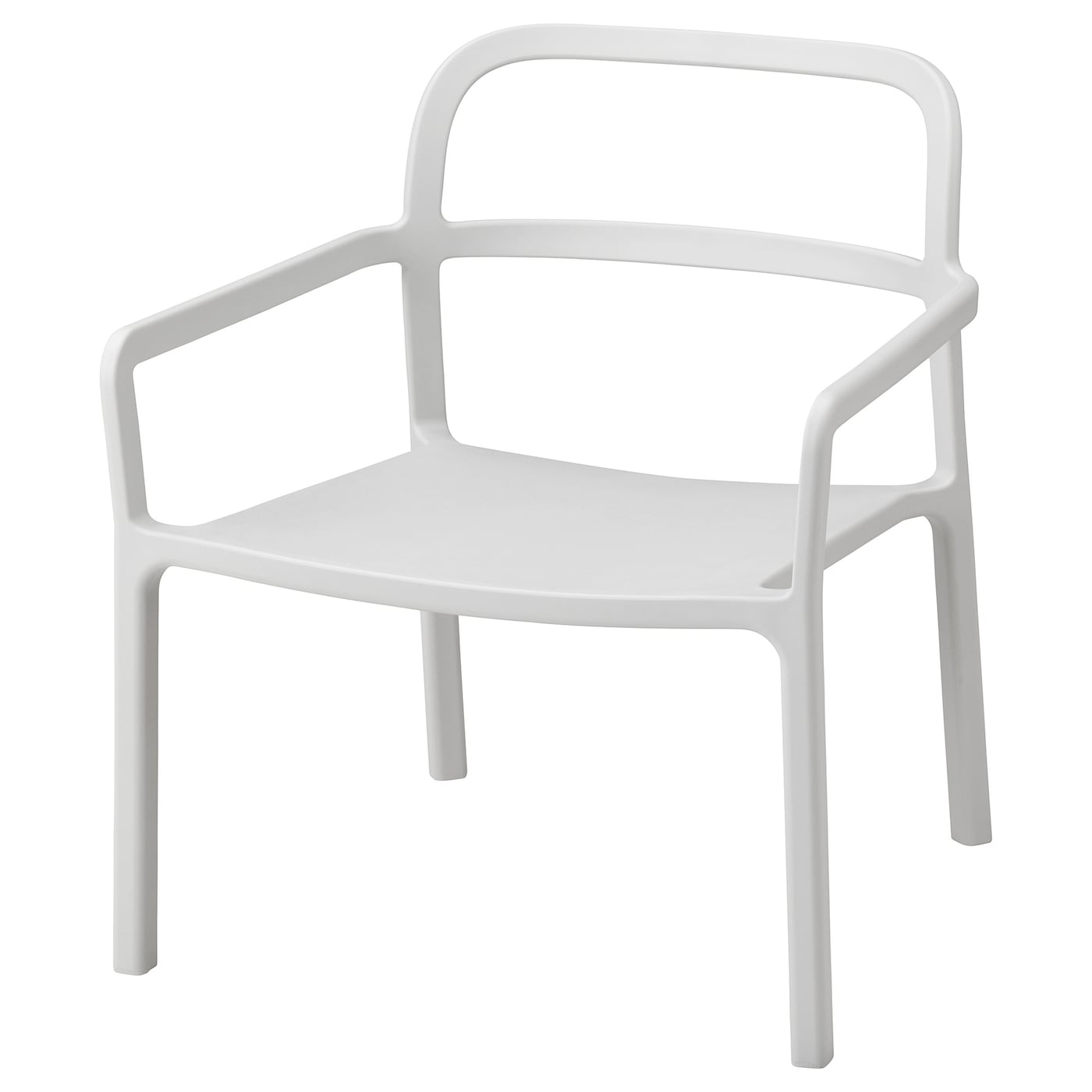 IKEA YPPERLIG armchair, in/outdoor Suitable for outdoor use as well.