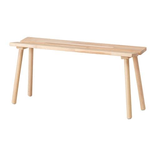 Ypperlig Bench Beech 100 Cm Ikea