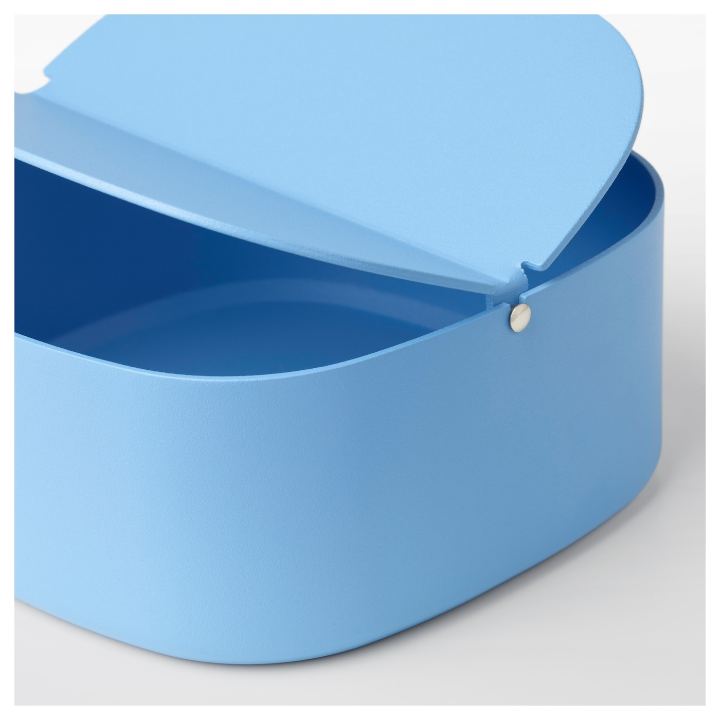IKEA YPPERLIG box with lid Can also be used in bathrooms and other damp areas indoors.