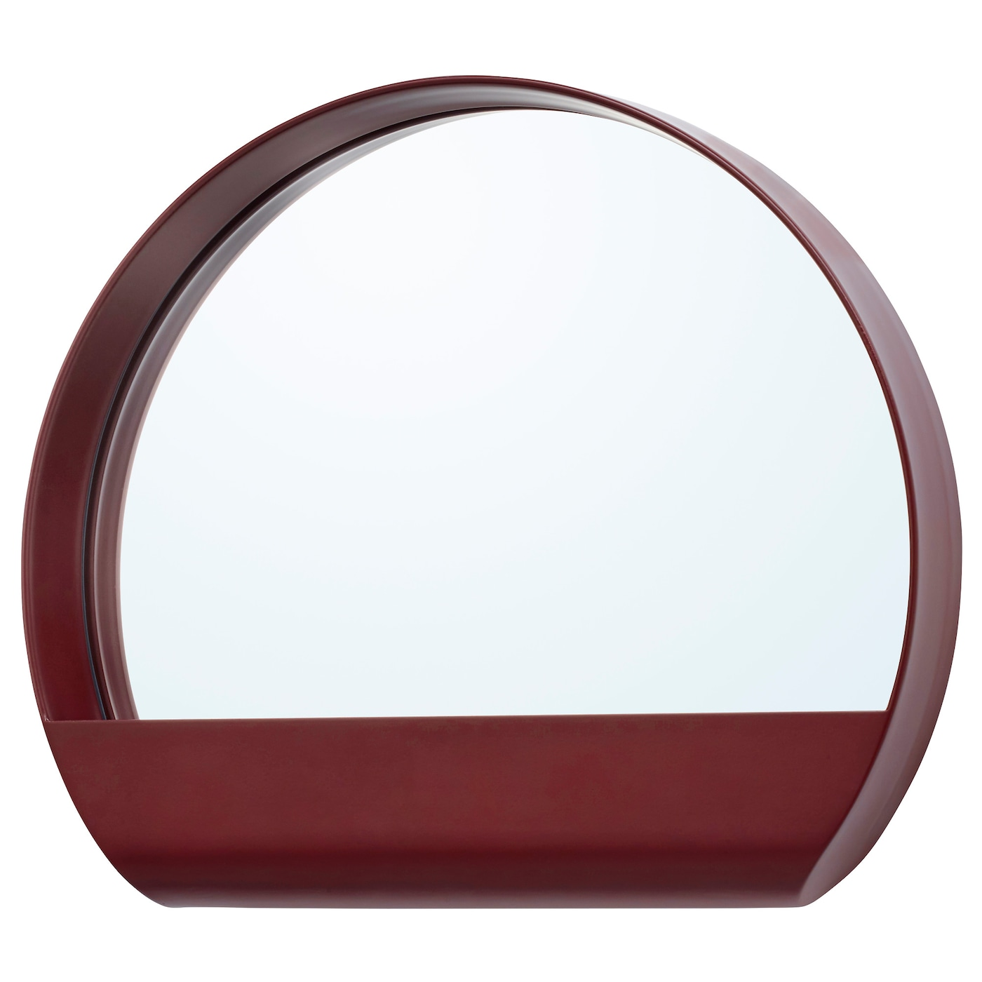 IKEA YPPERLIG mirror Suitable for use in most rooms, and tested and approved for bathroom use.