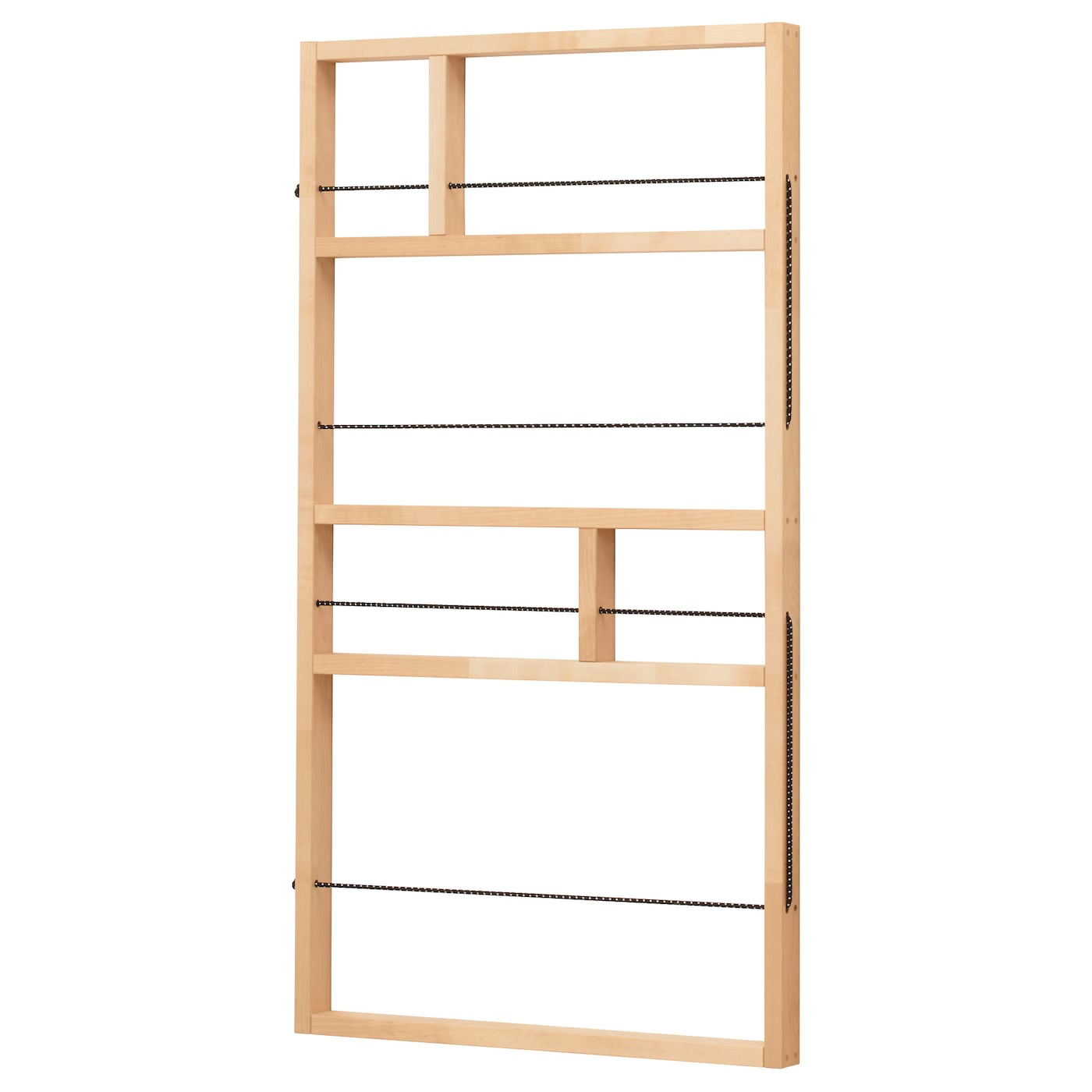 Ypperlig wall shelf birch 54x100 cm ikea for Etagere murale de cuisine ikea