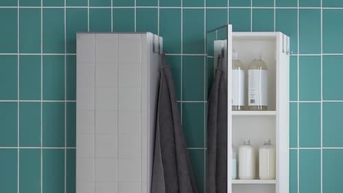 خزائن ودواليب الحمام