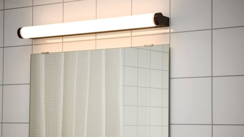 Appliques pour salle de bains