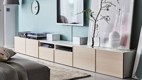 طاولات تلفزيون BESTÅ