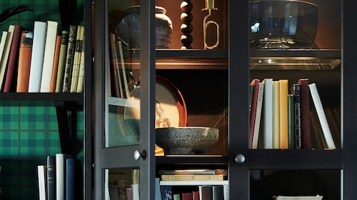 إضاءة مكتبة وخزانة