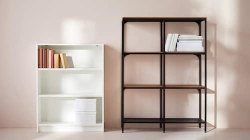 Boekenkasten & wandkasten