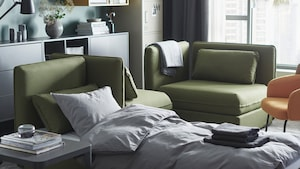 Raztegljivi fotelji