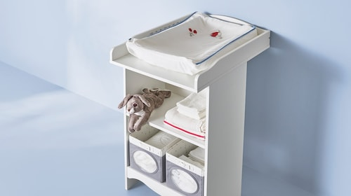 Changing tables