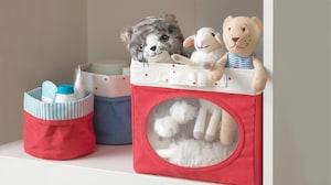 Ящики, корзины, мешки