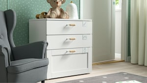 Children's dressers and chests