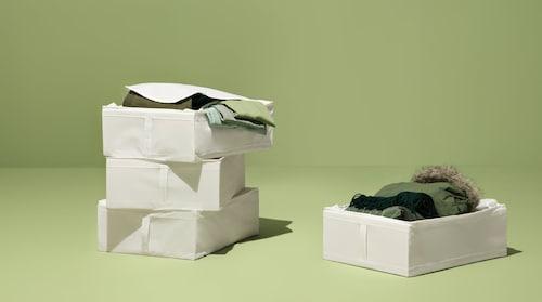 Clothes boxes
