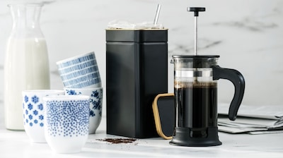 Kávékészítők és kiegészítők