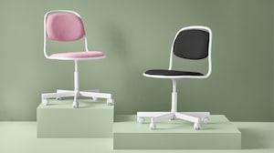 Stoličky k písaciemu stolu