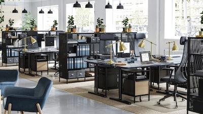 Bureaus voor kantoor