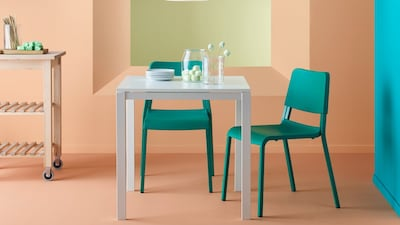 Dining sets up to 2 seats
