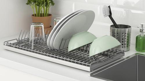 Dish drainers & drying racks